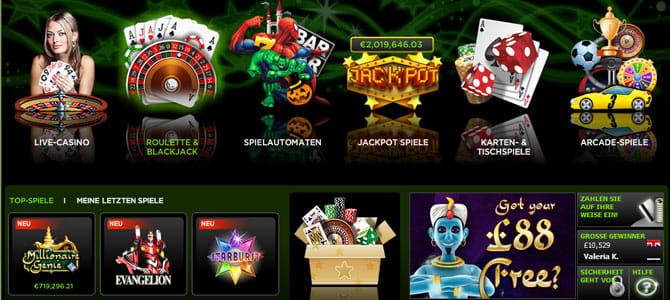 888 Casino Sicher